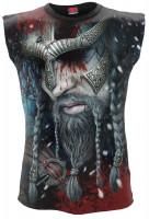 Viking Wrap AllOver Herrenshirt ärmellos