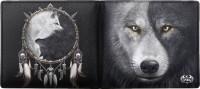 Wolf Chi Bifold Wallet RFID Blocker