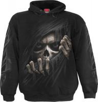 Grim Ripper Hoodie schwarz