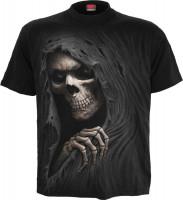 Grim Ripper  T-Shirt schwarz