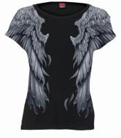 Seraphim Ärmelloses AllOver Shirt