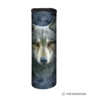 Warrior Wolf Barista Thermobecher