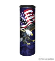 Eagle Talon Flag Barista Thermobecher