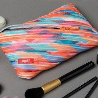 ZIPIT Colorz Jumbo Pouch - Triangles