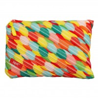 ZIPIT Colorz Jumbo Pouch - Large Bubbles