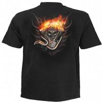 Wheels of Fire - T-Shirt schwarz