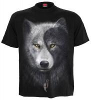 Wolf Chi - T-Shirt schwarz