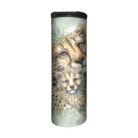 Cheetahs Animal Barista Tumbler Thermobecher