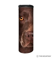Choc Lab Face Barista Thermobecher