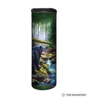Black Bear Forest Barista Thermobecher