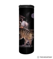 Arapaho Wolf Moon Barista Thermobecher