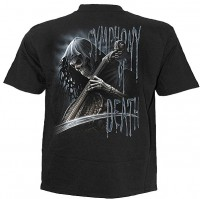 Symphony of Death - T-Shirt schwarz