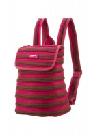 ZIPIT ZBPL Big Back Pack Fuchsia & Brown