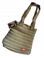 ZIPIT ZBN Medium Tote Bag Olive Green