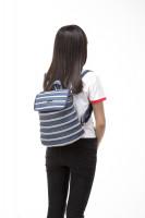 ZIPIT ZBPL Big Back Pack Jeans & Silver