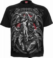 Reapers Door T-Shirt schwarz
