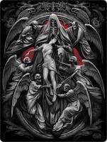 Reapers Door Fleecedecke