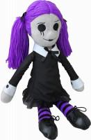 Luna the Goth Rag Doll Plüschfigur 30 cm