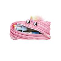 ZIPIT Unicorn Pouch - Pink