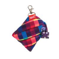ZIPIT Pixel Mini Pouch Purple