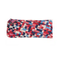 ZIPIT Pixel Pouch - Blue and Red