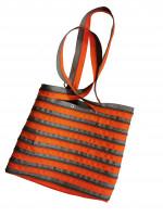 ZIPIT ZB The Cabana: Orange & Grau