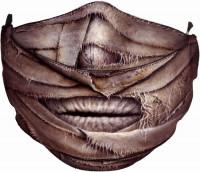Mummified Gesichtsmaske verstellbar