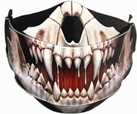 Rock Jaw Gesichtsmaske verstellbar