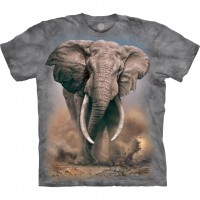 African Elephant Animal T Shirt