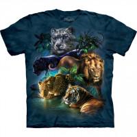 Big Cats Jungle Big Cats T-Shirt