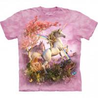 Awesome Unicorn Fantasy T-Shirt