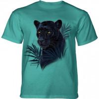 Black Jaguar Animal T-Shirt