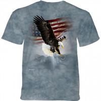 American Vision Patriotic Eagle T-Shirt