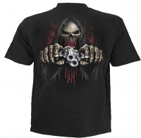 Assassin - T-Shirt schwarz