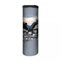 Biker for Life Thermobecher