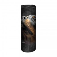 Angel Face Rottie Thermobecher