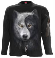 Wolf Chi - Langarm Shirt