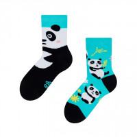 Good Mood Panda Kinder Socken