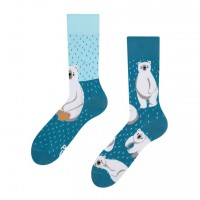 Good Mood Polar Bears Erwachsenen Socken
