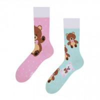 Good Mood Teddy Bear Erwachsenen Socken