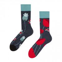 Good Mood Ladybugs & Poppy Erwachsenen Socken