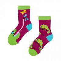 Good Mood Chameleon Kinder Socken