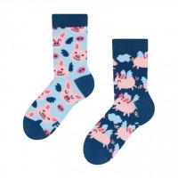 Good Mood Flying Pigs Kinder Socken