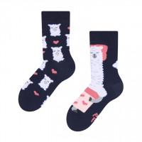 Good Mood Llama Kinder Socken