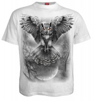 Wings Of Wisdom T-Shirt weiß