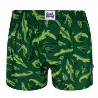 Good Mood Crocodile Mens Reptile Loose Boxer Shorts