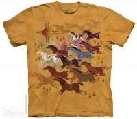 Horses & Sun T-Shirt