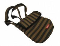 ZIPIT ZBP Back Pack: Khaki & Olive Green