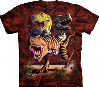 TRex Collage T-Shirt