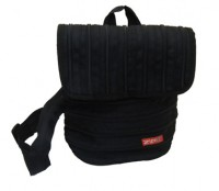 ZIPIT ZBP Back Pack: Black